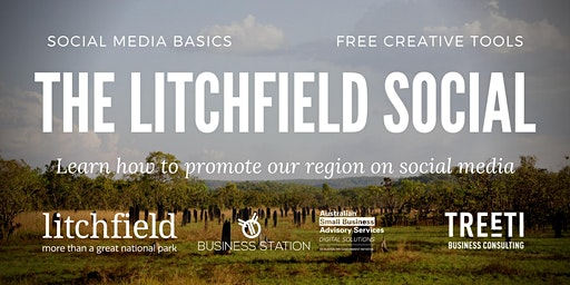 Litchfield Regional Tourism Social Media Workshop [Darwin]
