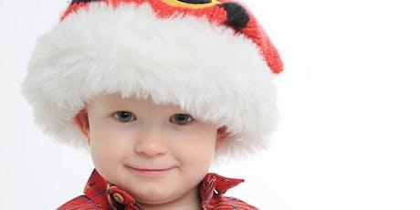 Imagine cafe Children's Mini Christmas Shoot 8th Dec tickets