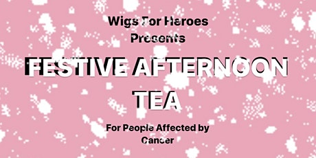 Wigs for Heroes Presents Festive Afternoon Tea @ T on the Green tickets