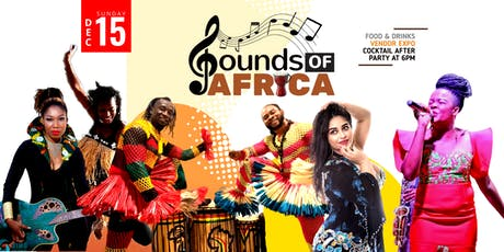 Sounds Of Africa tickets