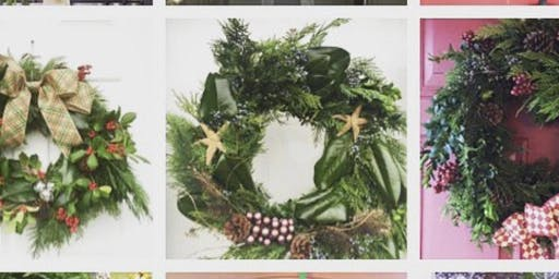 5th Annual Wreath Workshop