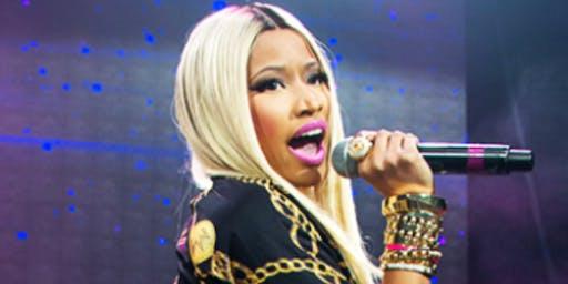 Nicki Minaj Paint and Sip
