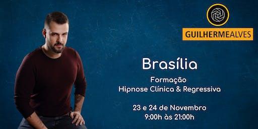 Brasília/DF - Formação Hipnose Clínica & Regressiva com Guilherme Alves