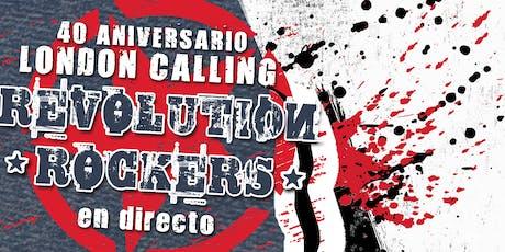 40 Aniversario London Calling entradas