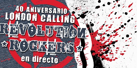 40 Aniversario London Calling tickets