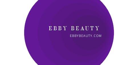 Ebby Beauty Launch Party Celebration tickets