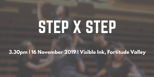 WAM JAM: Step X Step