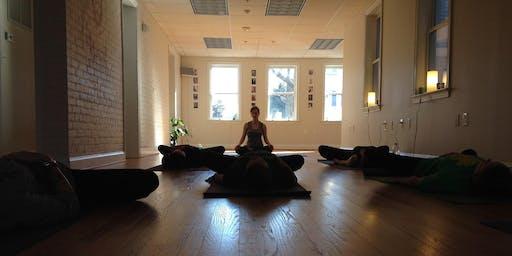 Yoga for Trauma