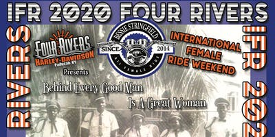 Bessie Stringfield International Female Ride WEEKEND