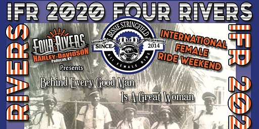 Bessie Stringfield International Female Ride WEEKEND