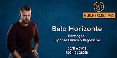 Belo Horizonte - Formação Hipnose Clínica & Regressiva com Guilherme Alves