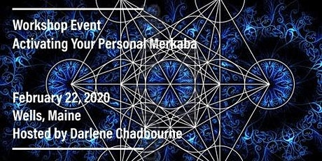 Out of Darkness: Activating Your Personal Merkaba tickets