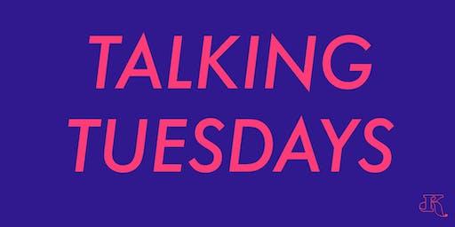 Talking Tuesday : Beth Thomas 'The Big Issue'