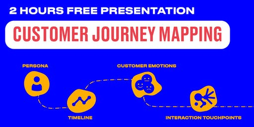 Customer Experience Design and Mapping | 2 hour Workshop | Berlin