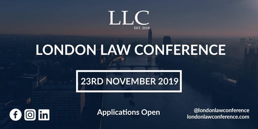 London Law Conference 2019