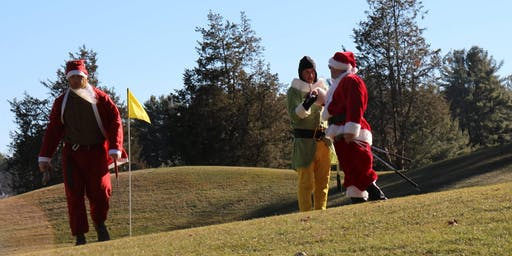 7th Annual Santa Scramble
