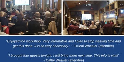 Lee's Summit: Wills And Living Trusts Workshop
