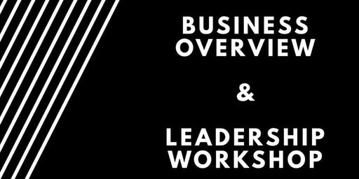 Business Overview & Leadership Conference