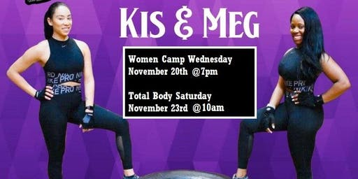 Basketball Skills Institute (BSI) Presents POPUP BOOTcamp with Kis & Meg