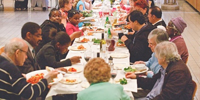 Dinner Church Immersion - May 18-20-2020
