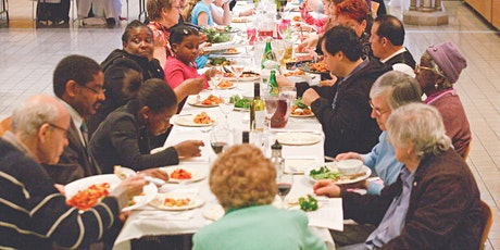 Dinner Church Immersion - September 21-23, 2020 tickets