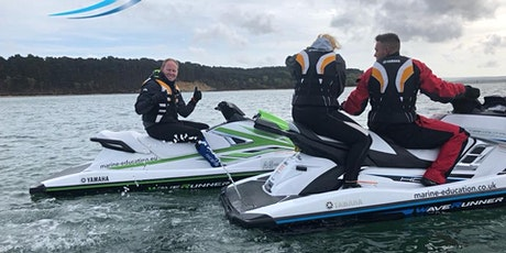 RYA Jet ski Instructor Course (Price £450.00pp) tickets