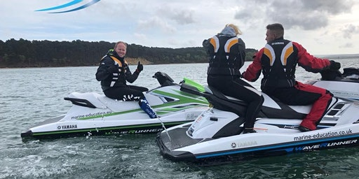 RYA Jet ski Instructor Course (Price £450.00pp)
