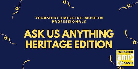 'Ask Us Anything' - Heritage Edition tickets