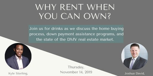 Why Rent When You Can Own?