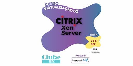virtualização do Citrix XenServer