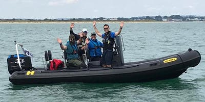 RYA Powerboat Instructor Course, Poole (prices from £350pp)