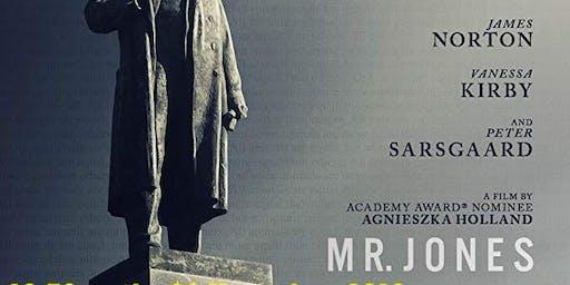 Twelfth Annual Festival of Ukrainian Film - 'Mr. Jones' (2019 film-drama)