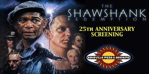 THE SHAWSHANK REDEMPTION  --  Special 25th Anniversary Theatrical Screening