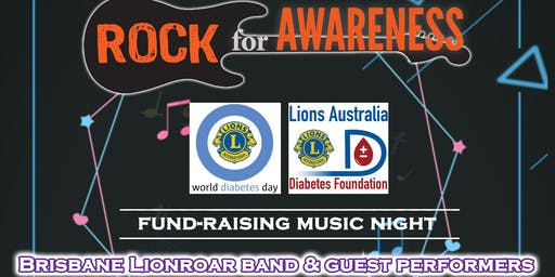 Rock for Awareness and Fundraiser - Lions Club of Brisbane Zhong Hua