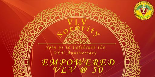Venerable Lady Veterinarians Sorority 50th Anniversary