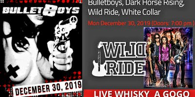 BULLETBOYS & WILD RIDE & more...