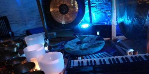 Nada Yoga Nidra Level 2 / Sound Healing Level 4 - Cork City BOOKING DEPOSIT