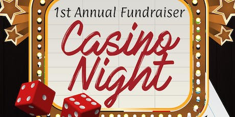 V3 1st Annual Fundraiser Casino Night tickets