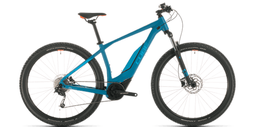 Guided Ride on E-bikes (FREE)