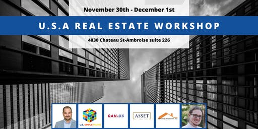U.S.A. Real Estate Workshop