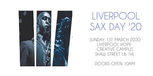 Liverpool Sax Day '20