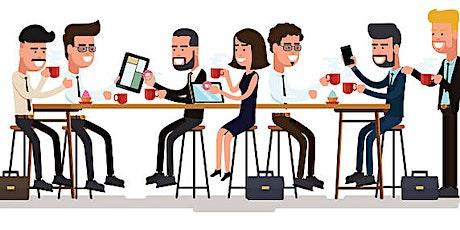 BizOnCoffee Networking meetup tickets