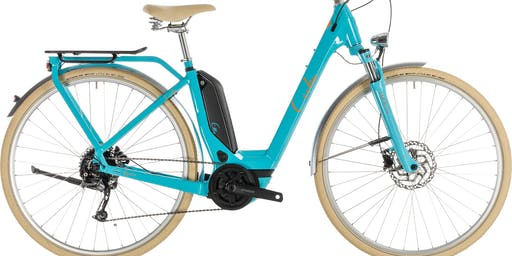 Ladies Guided Ride on Electric Bikes (FREE)