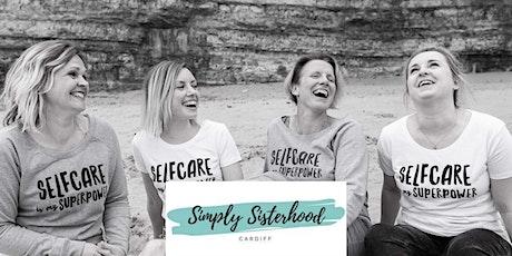 Simply Sisterhood Cardiff - Live January Event tickets