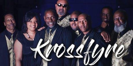 Krossfyre tickets