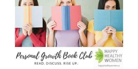 Personal Growth Book Club- Etobicoke tickets