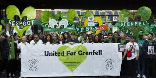 Grenfell two years on. Still no justice?