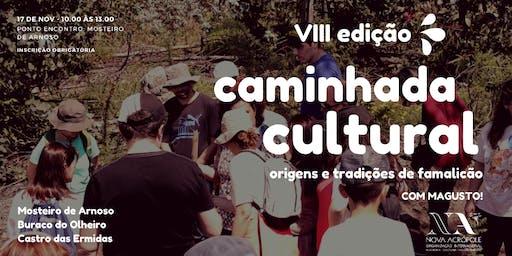 Caminhada Cultural e Magusto
