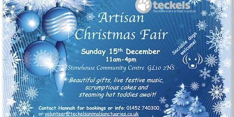 Artisan Christmas Fair tickets