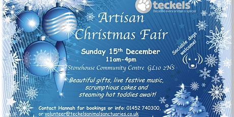 Artisan Christmas Fair tickets